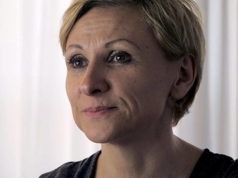 Fauna Music Glasses product manager Valeriya Shushunova