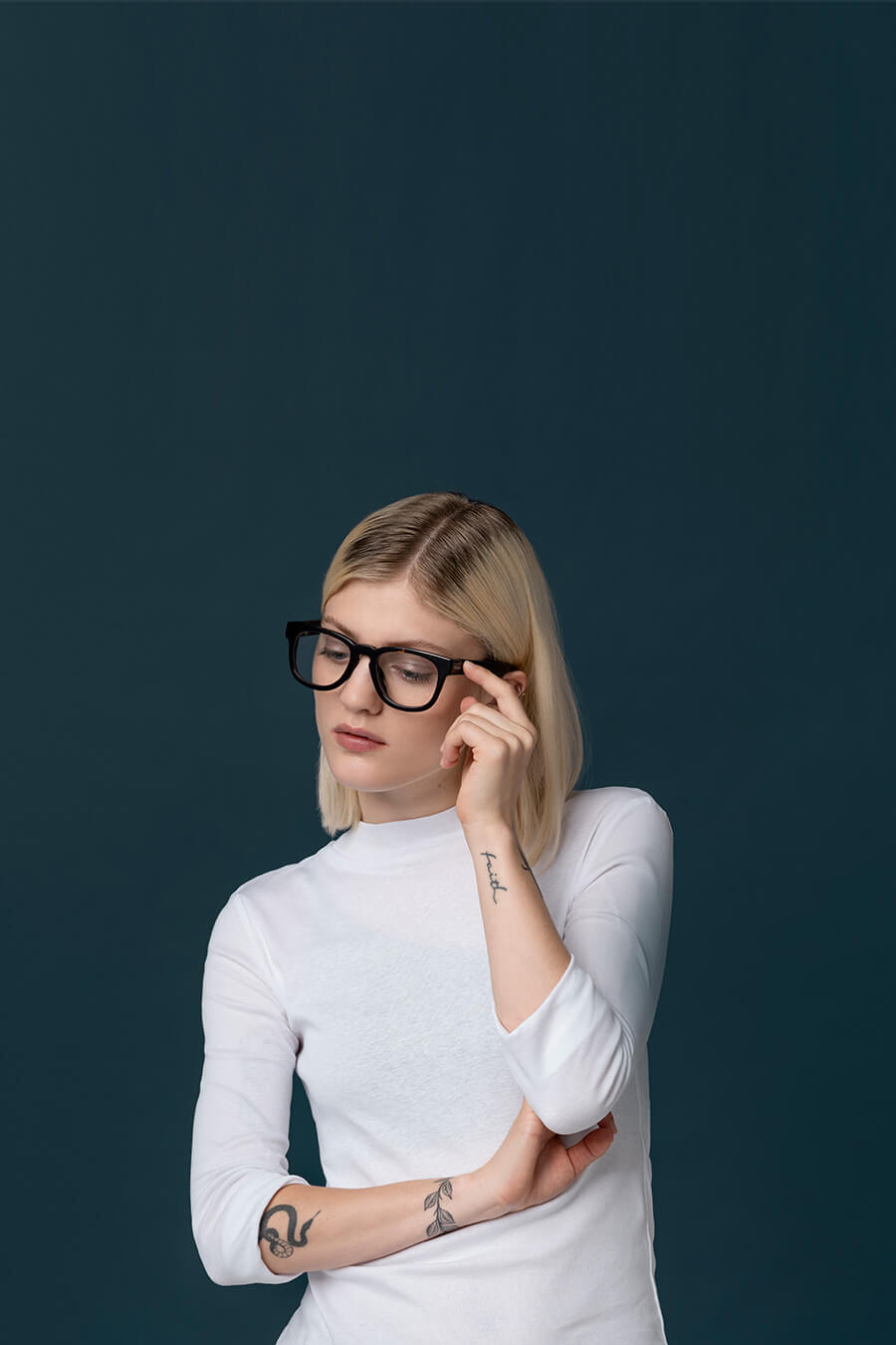 Interact with just on tap - with Fauna Audio Eyewear