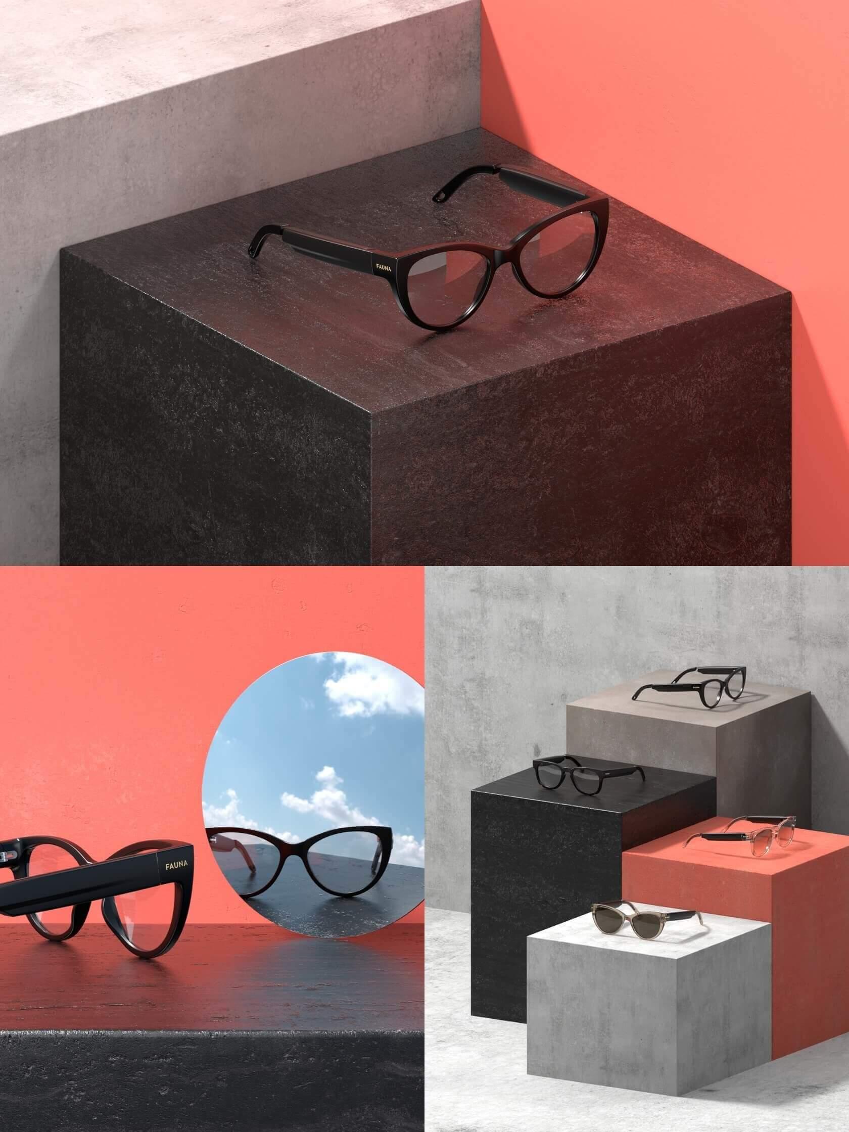 Fauna Audio Glasses contact
