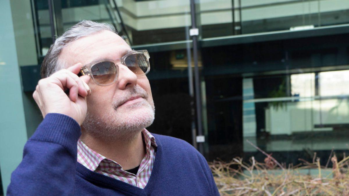 Fauna Audio Glasses CEO Ferruccio Bottoni